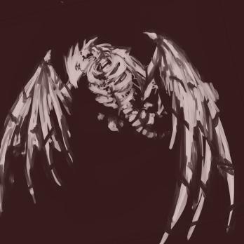 Dragon Behemoth by Rachel Chang