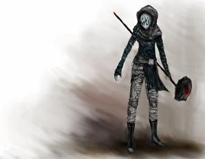 Taylor Zhou - character concept art