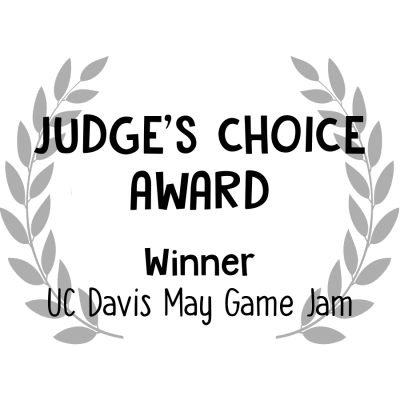 Award Wreath_Don't Breathe_Judge's Choice Award