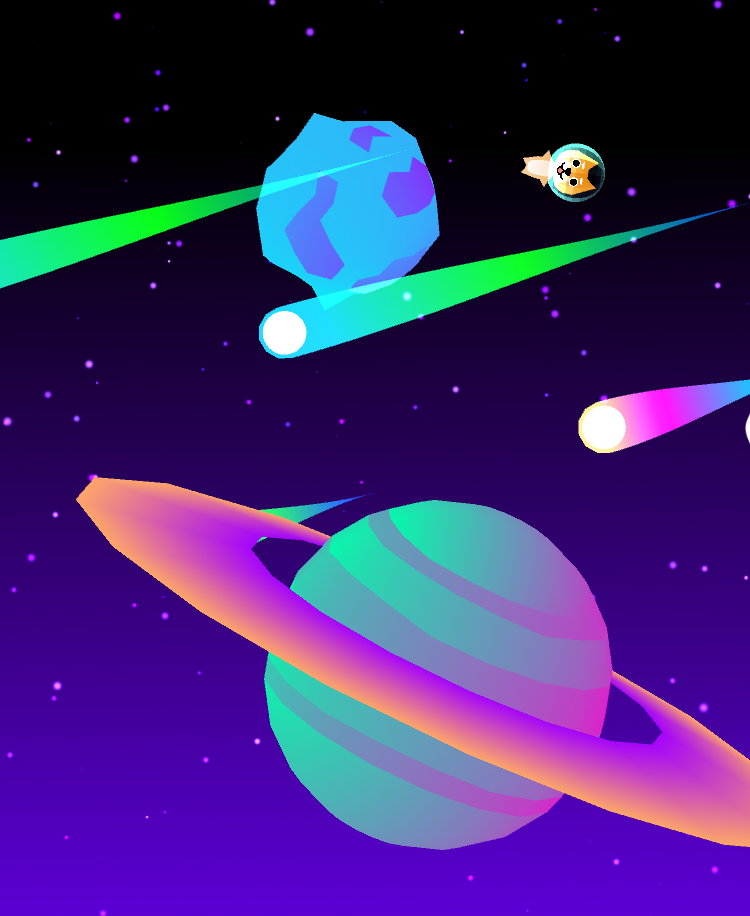 Puppy Space Rescue is Officially Out on Android